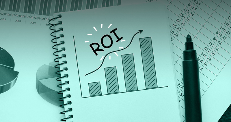 Return On Investment (ROI): Are you in?