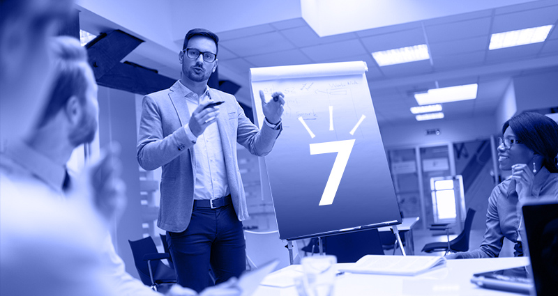 The recipe for impactful learning: discover the 7 principles now!