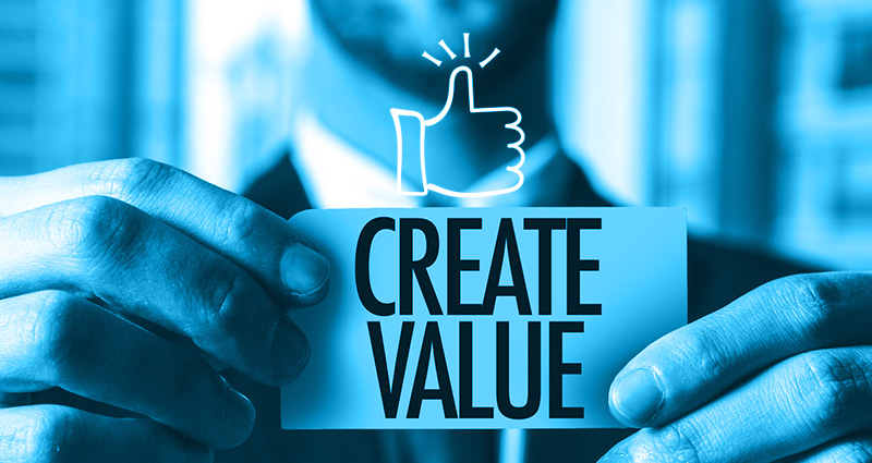 How do we measure value creation from training?