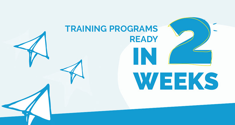 [Infographic] The Advantages of an All-Inclusive Training Program