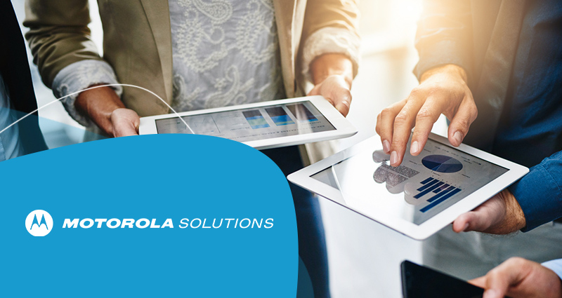 CrossKnowledge et Motorola Solutions : l'apprentissage connecté… tout simplement !