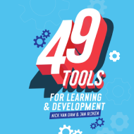 Book cover 49 Tools for Learning & Development